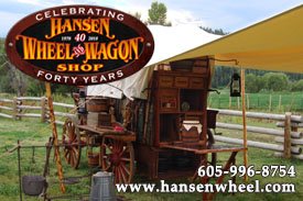 Hanson Wheels & Wagon