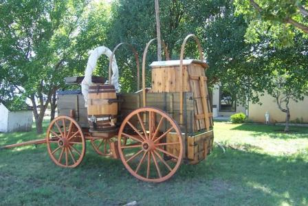 Chuck Wagon Picture
